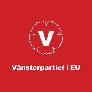 bild broschyr vänsterpartiet i EU